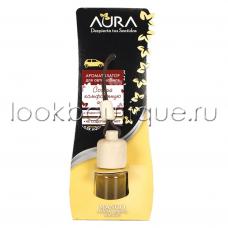 Aura Auto Ароматизатор для автомобиля с ароматом индийского манго 6 мл.