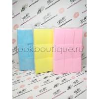 Салфетки цветные безворсовые 600 шт./уп