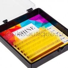 Мини-Палетки Shine Цветные (Желтый) 6 Лент