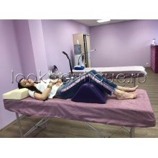 Ортопедическая подушка под колени