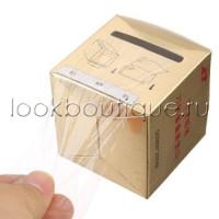 Пленка узкая для паровой бани LP в коробочке (ширина 42 мм. и 60 мм., длина пленки в рулоне 200 м.)