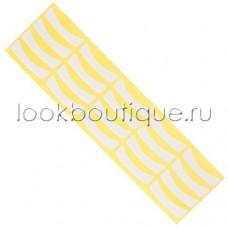 Наклейки для нижних ресниц на листе (10 пар)