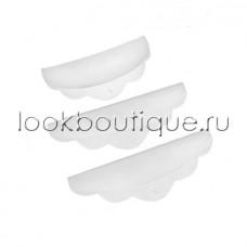 Валики прозрачные для завивки (1 пара, размер S, М, М1, М2, L)